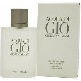 Perfume Acqua Di Gio De Giorgio Armani Para Caballero