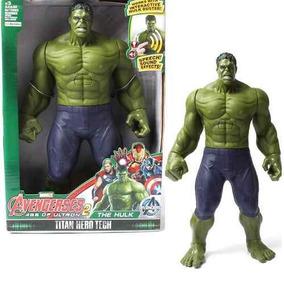 Hulk Vingadores Boneco Marvel The Avengers 30 Cm