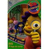 Coleção Sid O Menino Cientista 2 Dvds