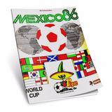Album Panini, Copa Mexico 1986. Completo. (digital)