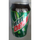 Mtn Dew Call Duty Back Ops Iii 355 Ml