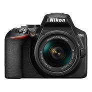 Cámara Nikon D3500 Kit 18-55mm 24mp Video Full Hd 1080p