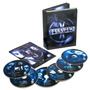6 Dvd Originales X Files Temporada 5 Codigo X Original Usa