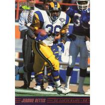 1995 Pro Line Series I I Jerome Bettis Saint Louis Rams Rb