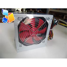 Fuente De Poder Gio 600w Conector 20+4 Pin 2 Molex 2 Sata