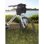 Alforja Delantera Bicicletas Cicloturismo