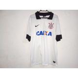 Camisa Do Corinthians Tamanho Xl Original Nike Ano 2013