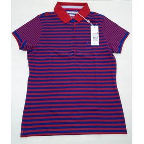 Camisa Polo Feminina Dudalina Original