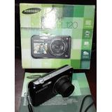 Camara Digital Samsung 14.2 Megapixeles 5x Doble Pantalla