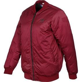 279660fe1bcf5 Camperas Adidas Mujer Originals - Chamarras Rojo en Mercado Libre México