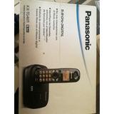 Teléfono Inalámbrico Panasonic 5.8ghz Digital Kx-tg4611