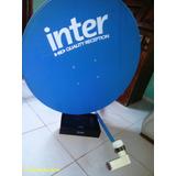 Antena De Inter Satelital Instalada También Repuestos..