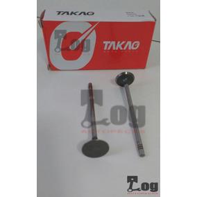 Jogo De Válvula Escape Takao Fiat Tempra 2.0l 16v