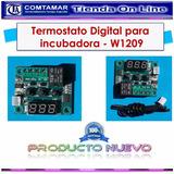 Termostato Digital Control Temperatura W1209 Para Incubadora
