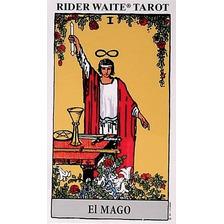 Cartas Tarot Rider Waite (11x6 Cm) Con Manual Instrucciones