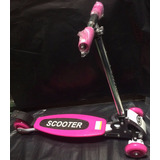 Patineta Scooter Sport Runner 4 Llantas