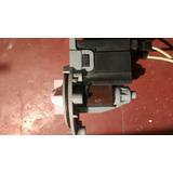 Motor Askoll Lavarropas Bomba Agua 18 W220 Vac 0,2 A Usada