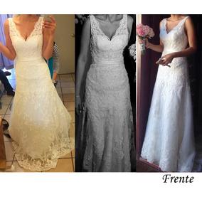 Vestido De Novia Marca Prime Collection Talla 4-6