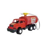 Maxi Truck Bombero Tira Agua Cooltoys