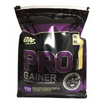 Proteina On Pro Gainer 10 Lb (4.62kg) Vainilla
