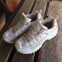 Zapatos Skechers Blancos Remate!!!!