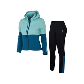 Conjunto Deportivo Reebok Fitness Poly Mujer