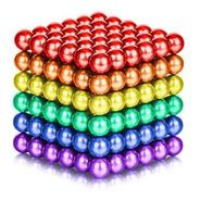 Neocube Buckyballs 216 Esferas 5 Mm Iman Neodimios Colores