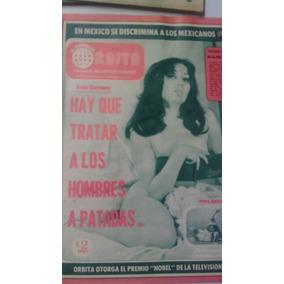Órbita, 15 Septiembre 1976, Irma Serrano