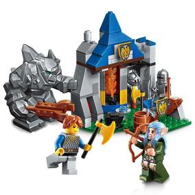 Set 134 Pza, Castillo, Caballeros, Elfos, Lego Compatible
