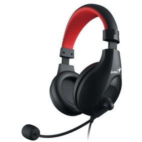 Auriculares Headset Genius Hs-520 Pc