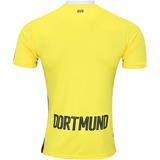 Camisa Borussia Dortmund L Infantil no Mercado Livre Brasil f67264d1e4833