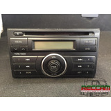 Estereo Nissan Tiida, Micra, Np300, Xtrail, Frontier 2007