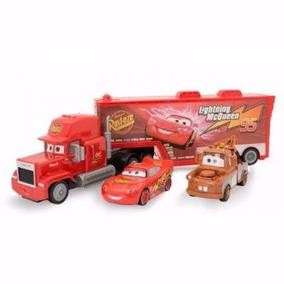 Mack Caminhão De Fricção Com Macqueen E Mate Toyng