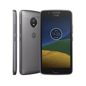 Celular Motorola Moto G G5 32gb 4g Dual Platinum Novo