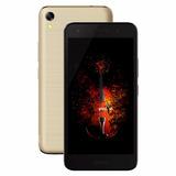 Celular Libre Infinix Hot5 Lite X559 Dorado 5 Mpx /8 Mpx