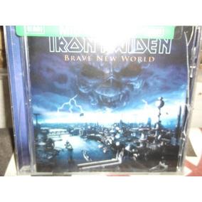 Iron Maiden Brave New World Cd Sellado
