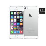 Iphone Apple 5s, Prata, Tela De 4 , 32gb, 8mp