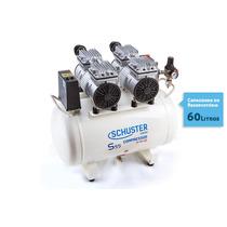 Compressor De Ar Odontológico S55 Schuster 2 Consultórios