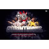 Dvd Corinthians - Final Libertadores 2012 - Jogo Completo