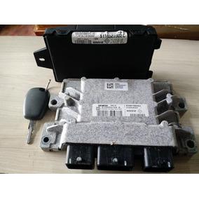 Kit Code Modulo Chave Imobilizador Logan Clio Sandero 1.016v