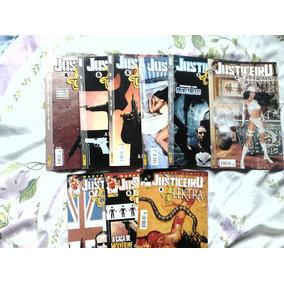 Revistas Justiceiro E Elektra Vários Números