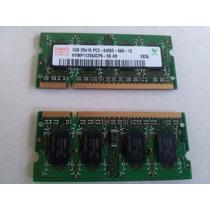 2 Pçs - Memoria Ddr2 1gb X 2 (2gb) Notebook Positivo, Asus