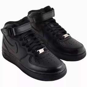 Tenis Nike Air Force 1 Mid 07 Cano Alto Queima De Estoque