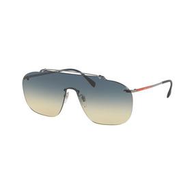 Lentes Gafas De Sol Prada Hombre 51ts 5av131 Original Luxsun