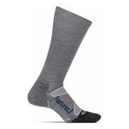 Pack X3 Medias Feetures Merino +  Cushion Crew Running