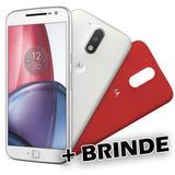 Motorola Moto G G4 Plus Dual Chip Tela 5.5 Octa Core 32gb