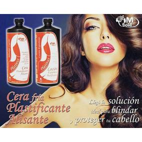 Keratina Cera Plastificante Y Alisante Im Soid 1 Litro