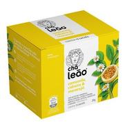 Chá Leão Premium - Camomila, Cidreira E Maracujá 15 Sachês