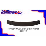 Spoiler Maleta Chevy C2 07 08 Original