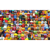 Playmobil: C 10 ( Homens, Crianças E Bebês) Escolha Os Seus!